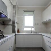 U字型厨房设计