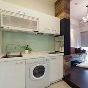 都市现代化厨房