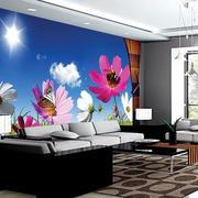唯美的室内背景墙图