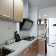 家居4平米厨房展示