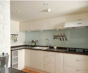 实用简约110平米家居整体厨房装修效果图
