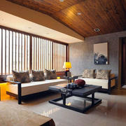 家庭客厅沙发欣赏