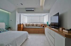 小资情调:宜家两居室家装样板房效果图
