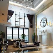 新古典风格客厅展示