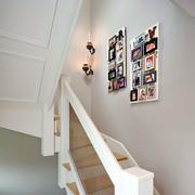 楼梯照片墙欣赏
