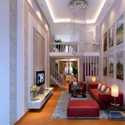 客厅精美水晶吊灯欣赏