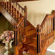 造型精致的楼梯