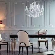 餐厅精美水晶吊灯欣赏