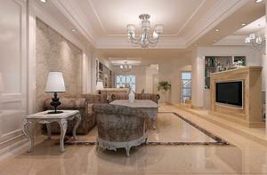 时尚宜家小复式楼客厅装修效果图欣赏