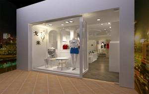 现代服装店图片欣赏