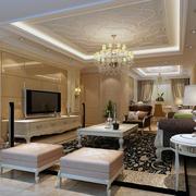 客厅设计沙发背景墙