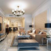 现代室内 灯光设计