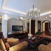 客厅设计整体图