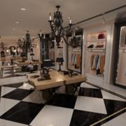 2016都市精美的现代小服装店装修效果图鉴赏