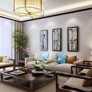 中式客厅现代装饰