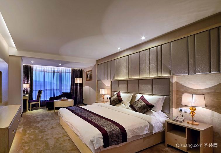 2016唯美的小户型家居欧式卧室装修效果图鉴赏