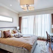 优雅气质型的卧室