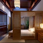 中式传统实木床欣赏