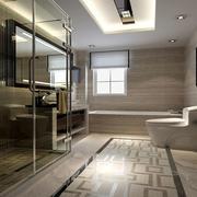 中式卫生间现代装饰