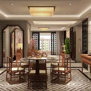中式餐厅地毯欣赏