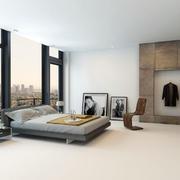 简约现代化卧室展示
