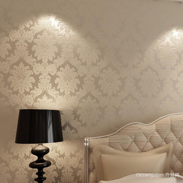 90平米大户型欧式精致的客厅家居壁纸装修效果图
