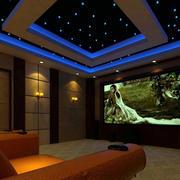 梦幻现代化家庭影院