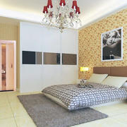 卧室设计壁纸图
