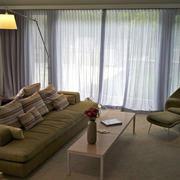 客厅布艺舒适沙发