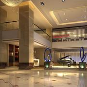 现代酒店整体设计
