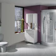 浴室设计飘窗图