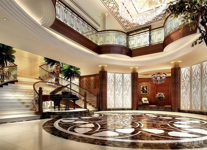 21世纪唯美的欧式别墅装潢设计装修效果图鉴赏