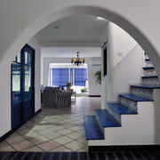 现代室内楼梯设计图