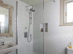 优雅北欧风格115平米两居室装修效果图