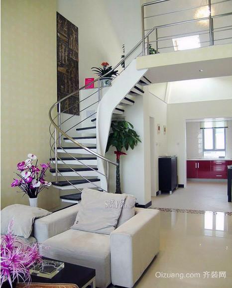 室内楼梯设计图