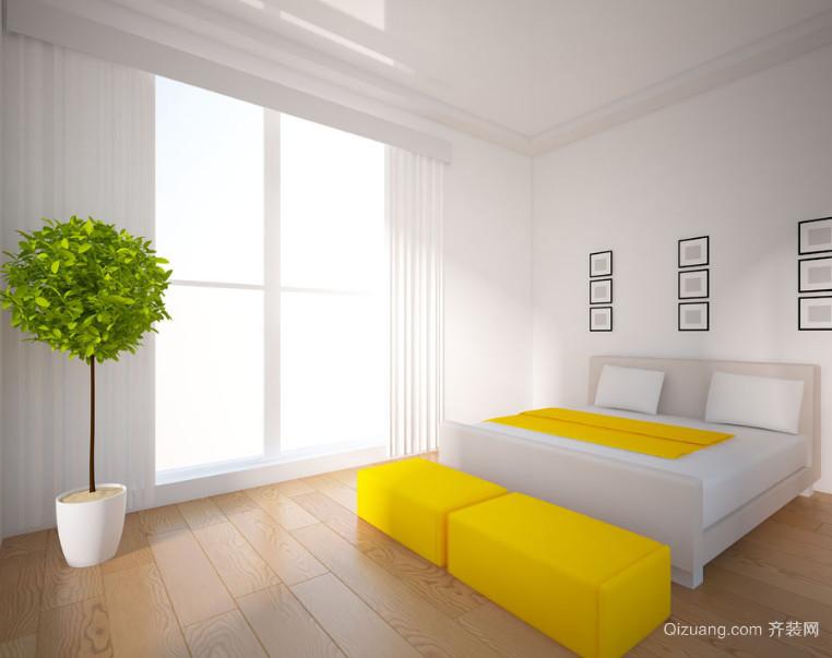 2016大户型精美的现代家装卧室装修效果图