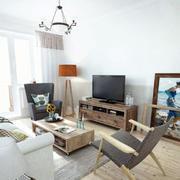 北欧复古电视柜欣赏