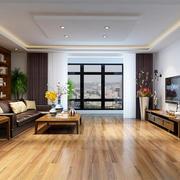 温馨舒适客厅装饰