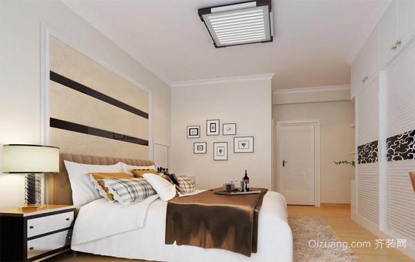 90平米大户型欧式家居卧室室内设计装修效果图