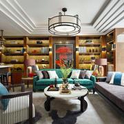 新中式小客厅装饰