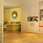 2016大户型欧式客厅储物柜装修效果图实例欣赏