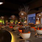2016高端大户型都市音乐咖啡馆设计图片