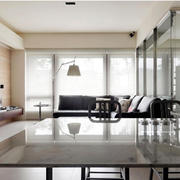 温婉优雅的客厅