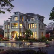 别墅设计外景图