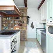 北欧小厨房欣赏