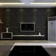 精致的电视背景墙设计