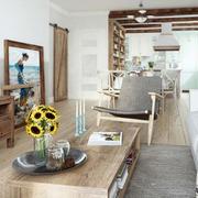 北欧客厅装潢设计