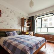 新中式主卧室装饰
