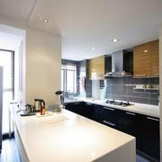 现代厨房飘窗设计