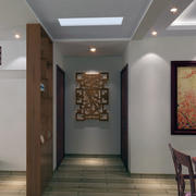 走廊设计整体图